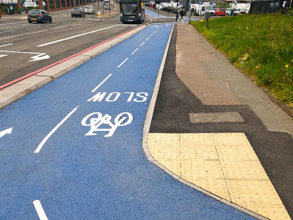 A34 Birmingham Cycleway