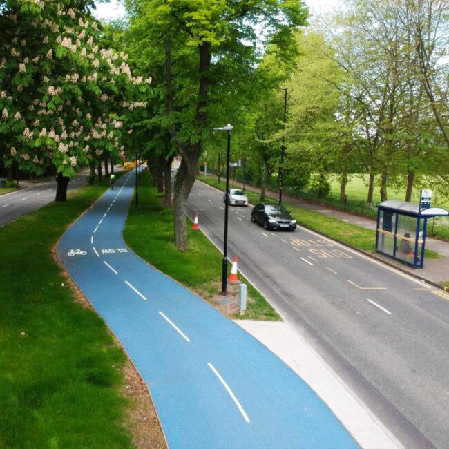 A38 Birmingham Cycleway