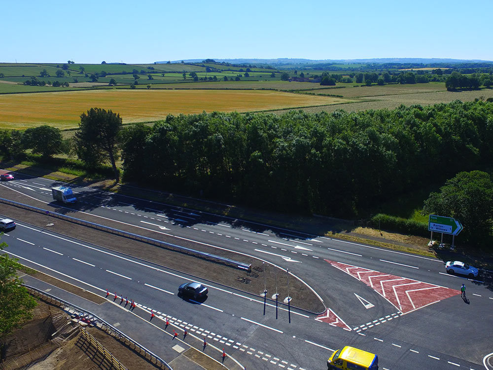 A64 Barton Hill