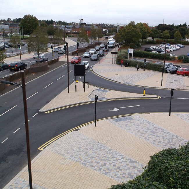 Bourges Boulevard feature