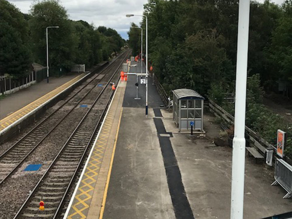 Spondon Train Station
