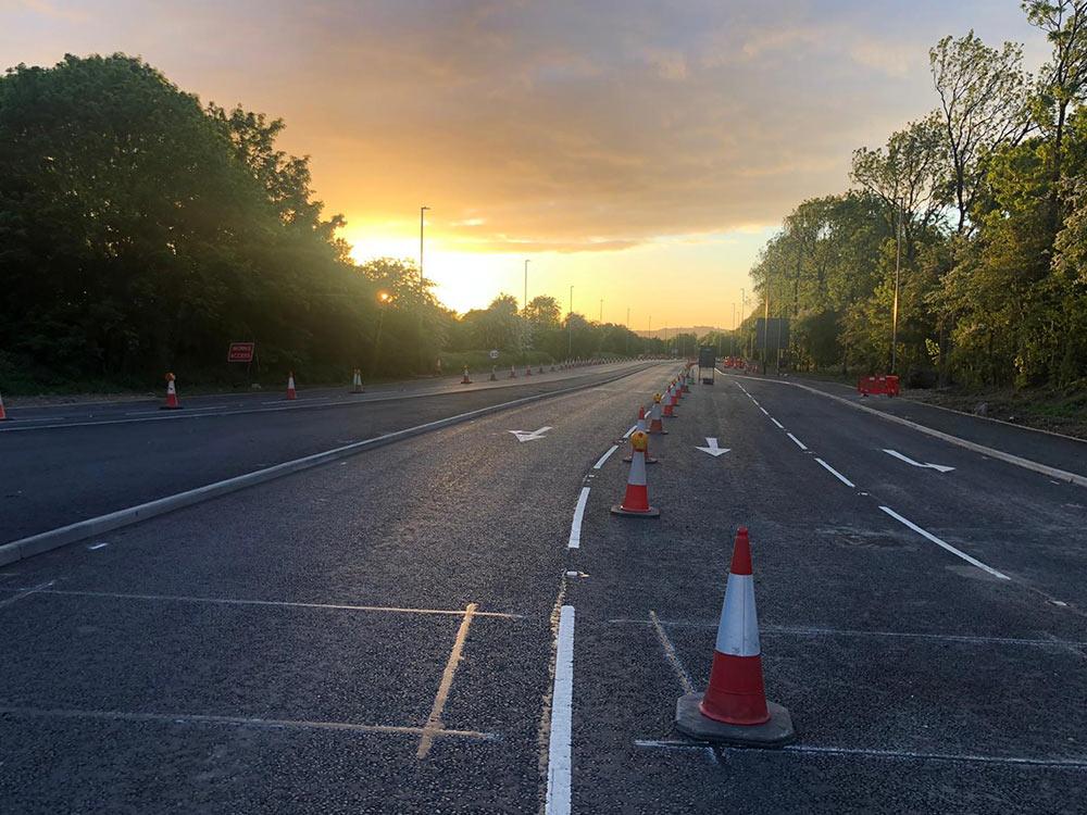 A46 Anstey Lane
