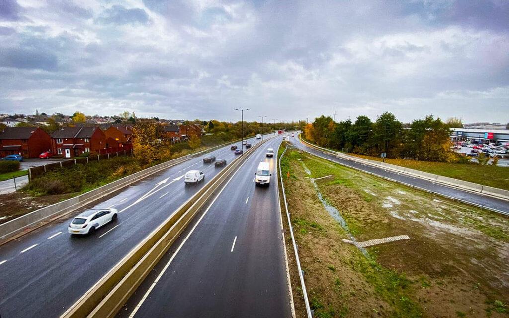 civil engineering highway sector