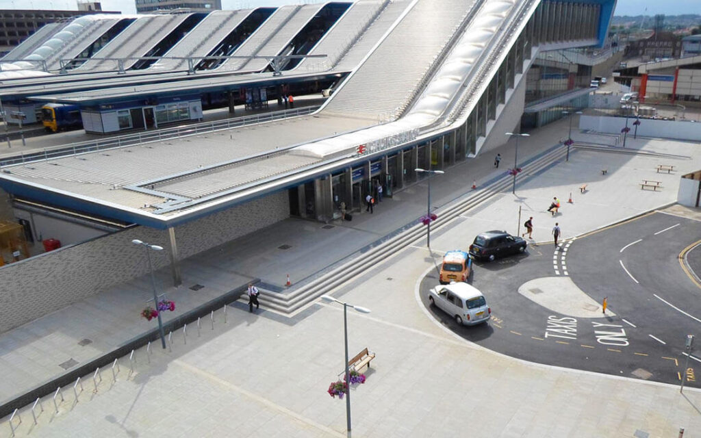 civil engineering private & public realm sector